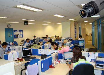 Những lợi ích của hệ thống camera quan sát Văn Phòng mà bạn chưa biết
